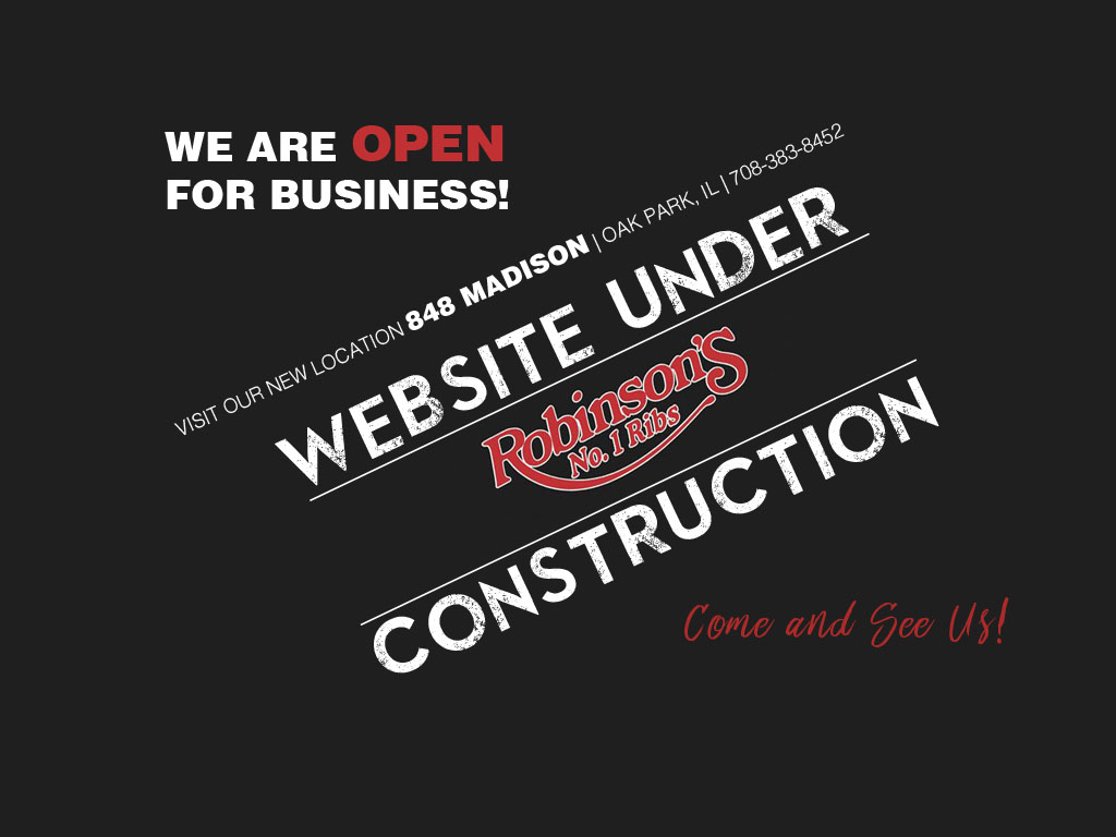 Our Website is currently under construction but we are open for business.  Please visit our new location at 848 Madision, Oak Park, IL 708-383-8452